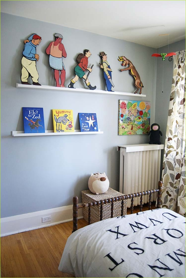Nursery Wall Shelf Ikea 41 Decor Renewal