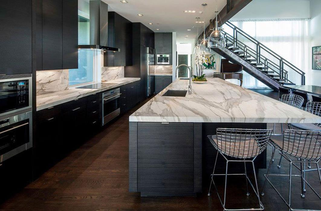 Luxury Kitchen Design Nuances Of Black 29 Decor Renewal